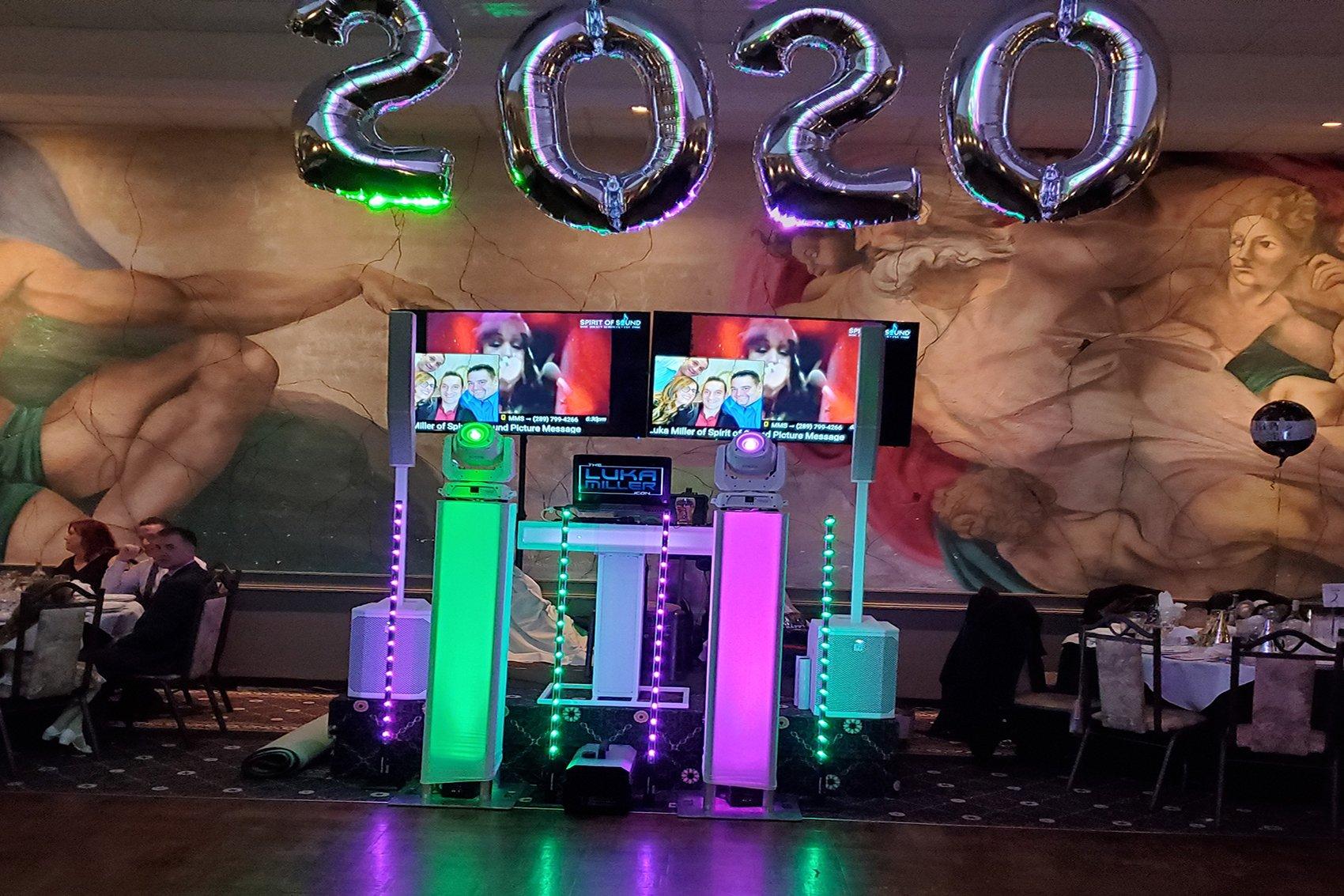 2 - NYE 2020 Setup